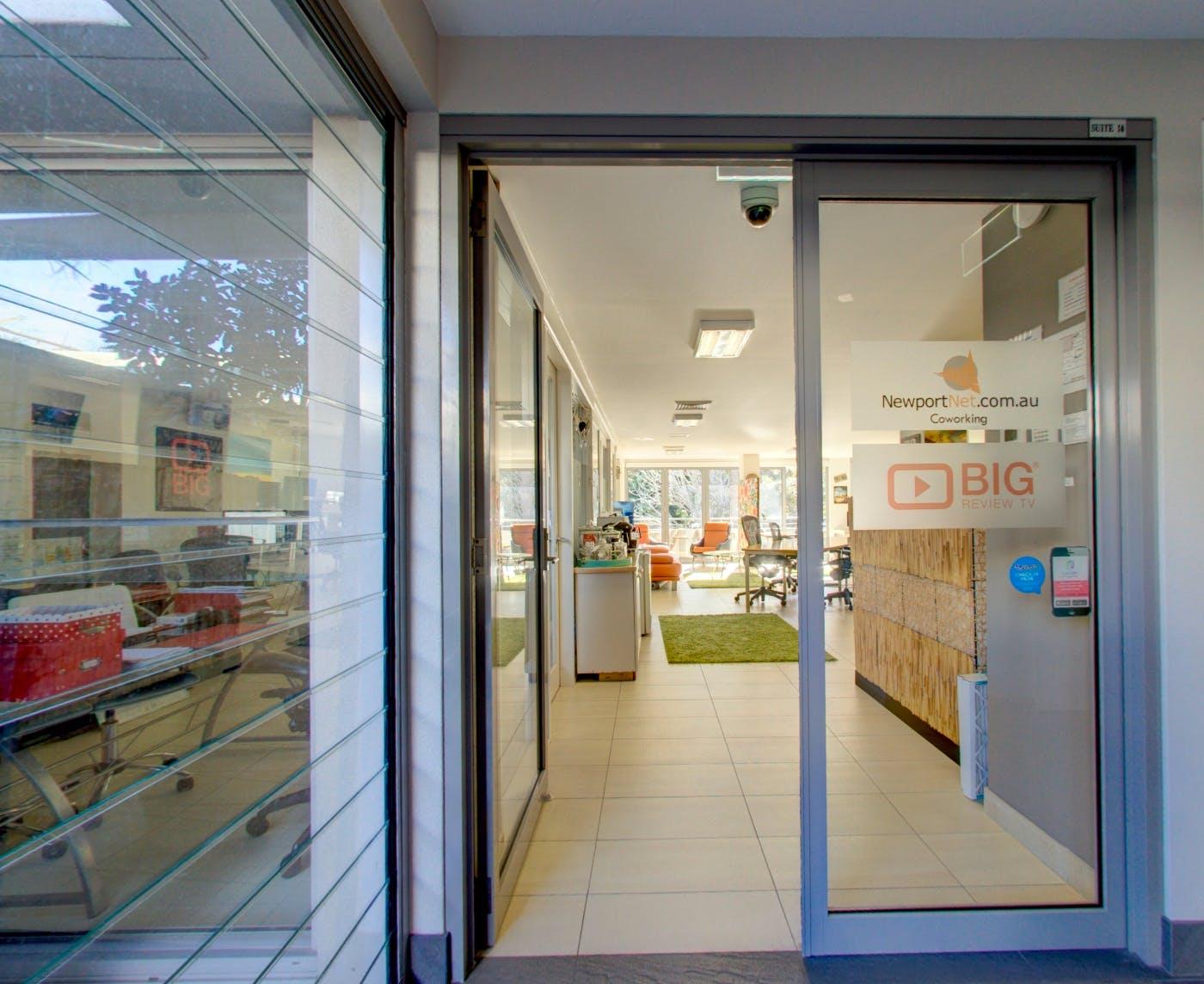 Hot desk at Newport Net, image 2