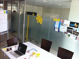 Meeting Room 1, meeting room at Newport Net, image 1
