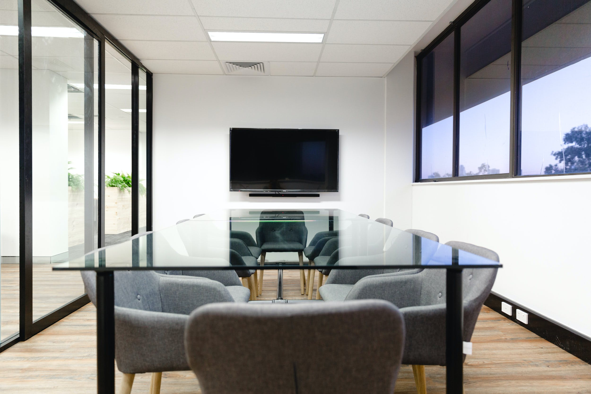 Boardroom, meeting room at The House Workspace, image 1