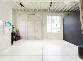 Looking for a private office set in a converted warehouse?, image 1