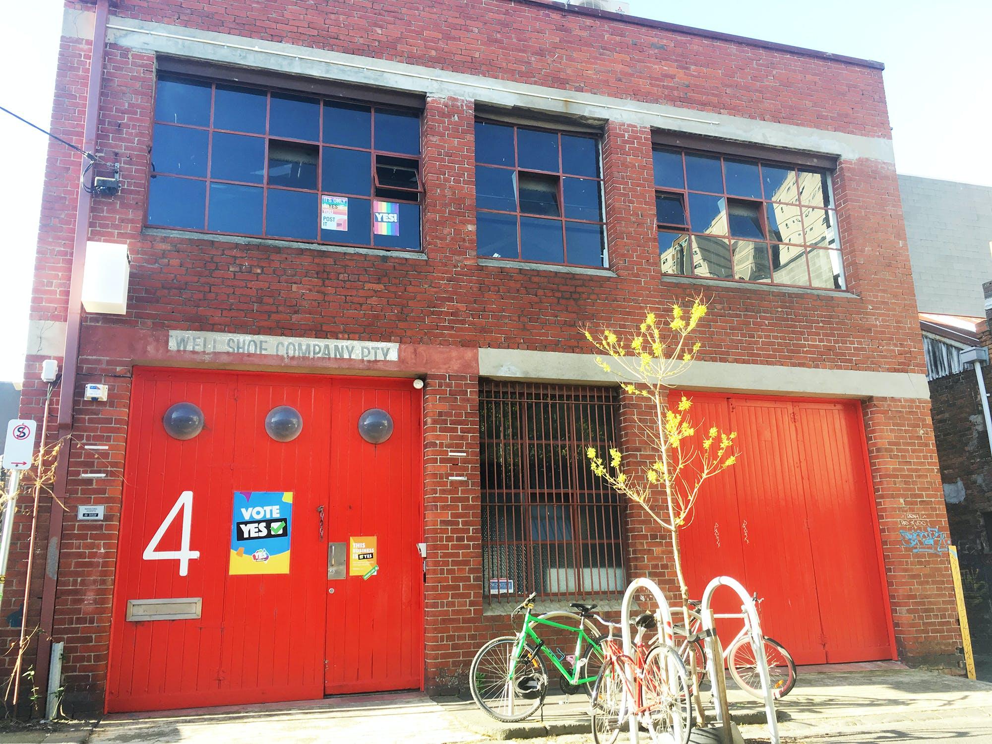 Hot desk at Neighbourhood Work, image 1