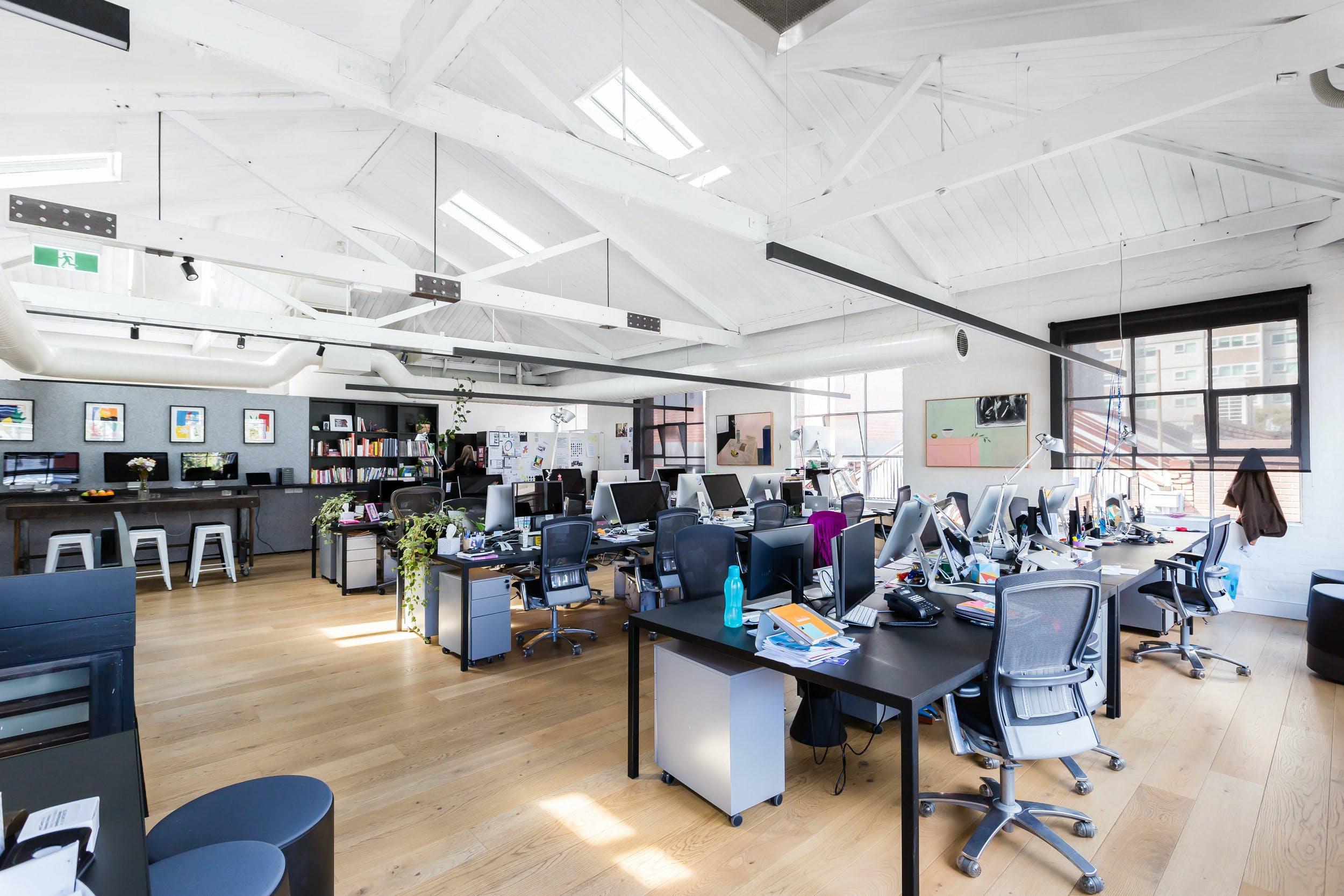 Hot desk at Neighbourhood Work, image 2
