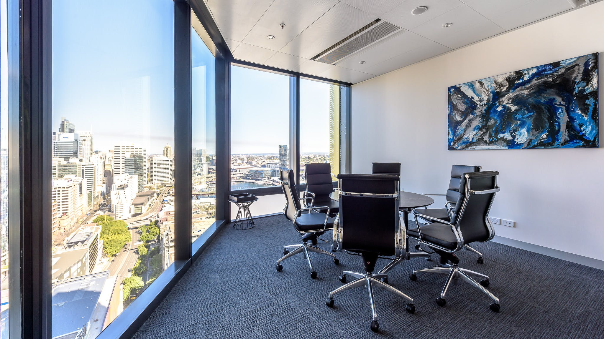 Bondi Meeting Room, meeting room at Victory Offices | 300 Barangaroo Avenue Meeting Rooms, image 1