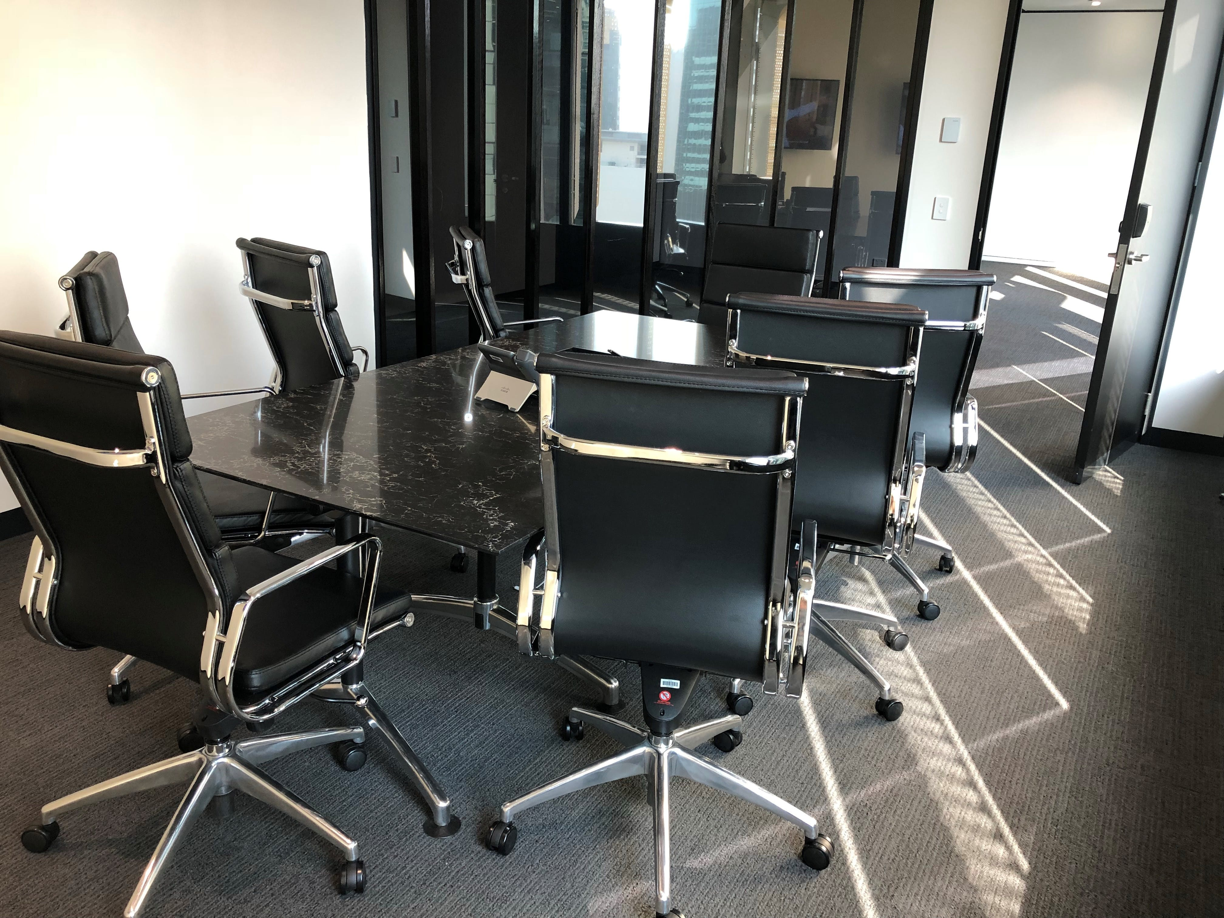 Manly Meeting Room, meeting room at Victory Offices | 300 Barangaroo Avenue Meeting Rooms, image 2