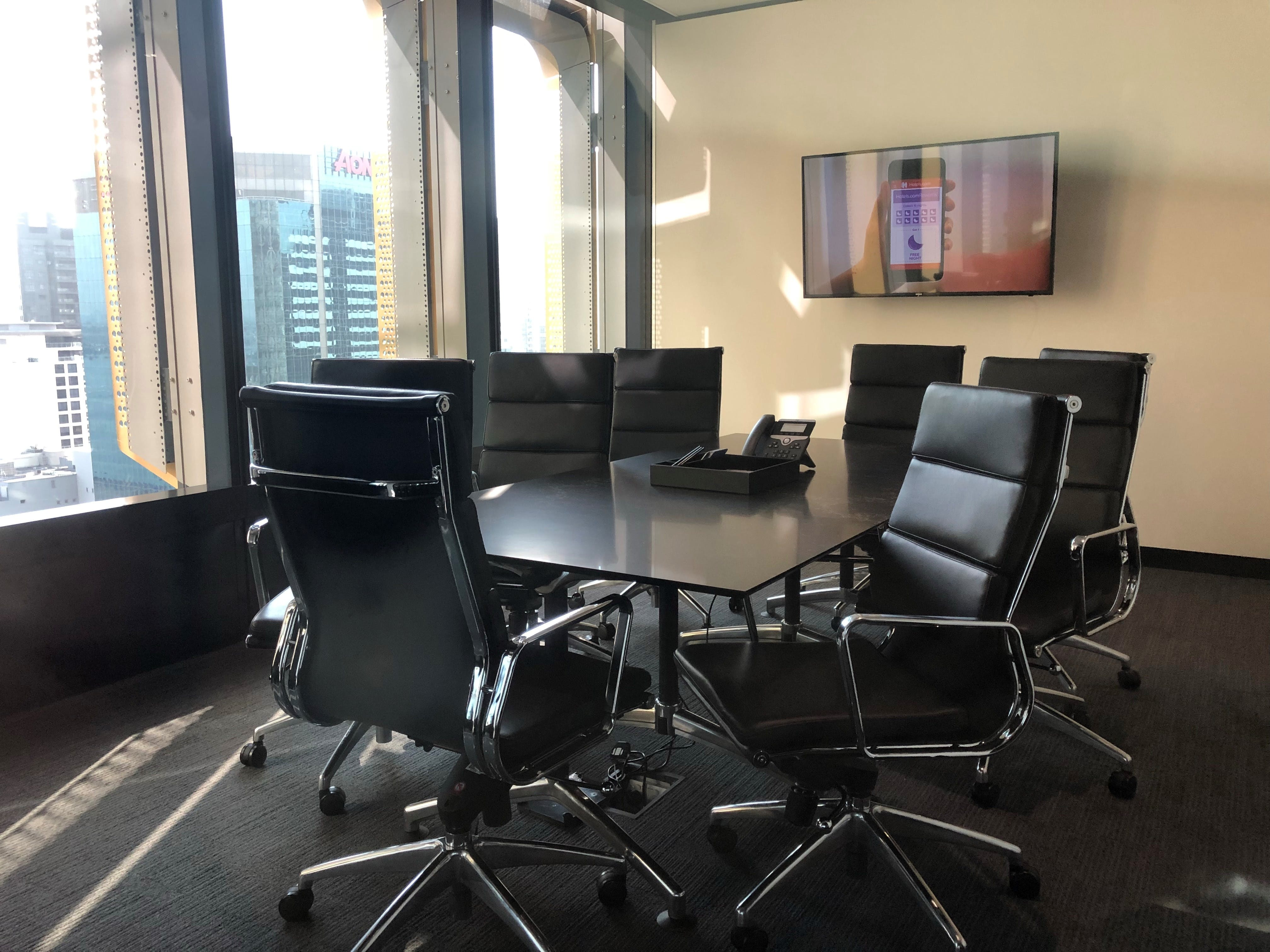 Manly Meeting Room, meeting room at Victory Offices | 300 Barangaroo Avenue Meeting Rooms, image 1