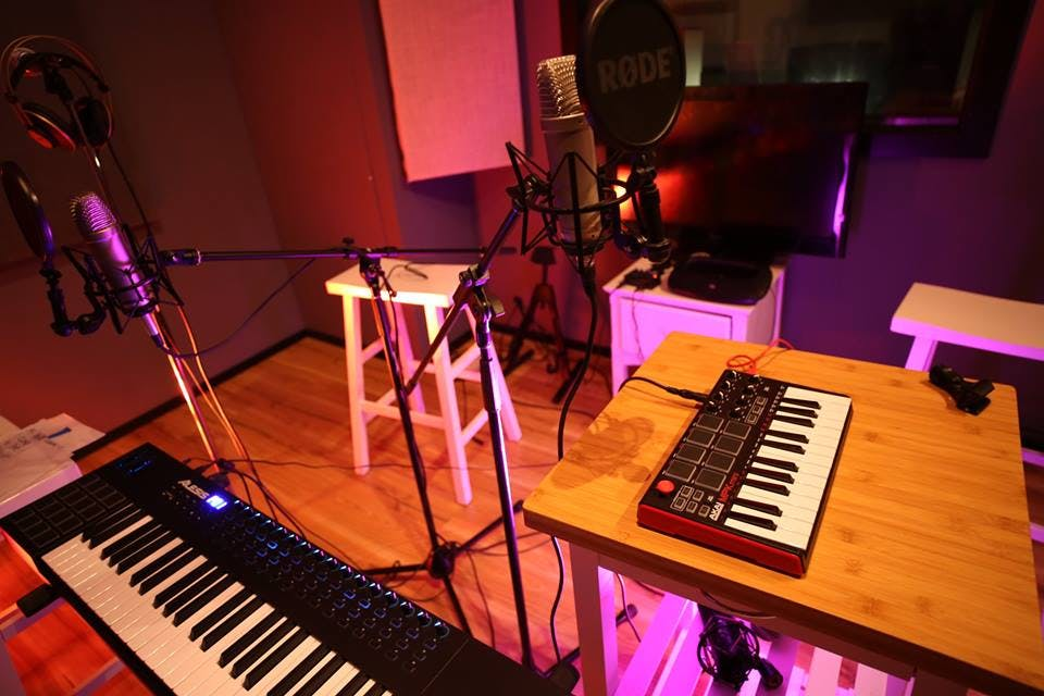 Recording Studio & Production Room, creative studio at Fusion Studios and Events, image 1