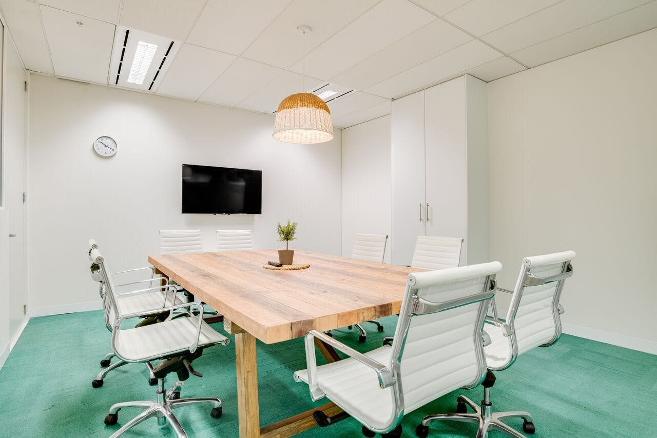Office 27, private office at Ideal Space | Sydney, image 6