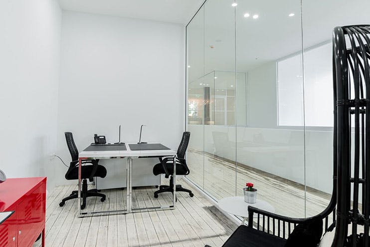 Office 14, private office at Ideal Space | Riley Street, image 1