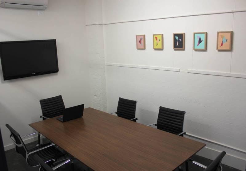 Creative studio at 4/40 Green Street, image 1