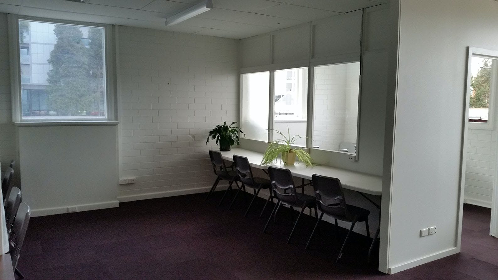 Private office at The Joinery, image 1