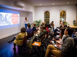 From book launches to business workshops. The event space at Windsor Workshop. , image 1
