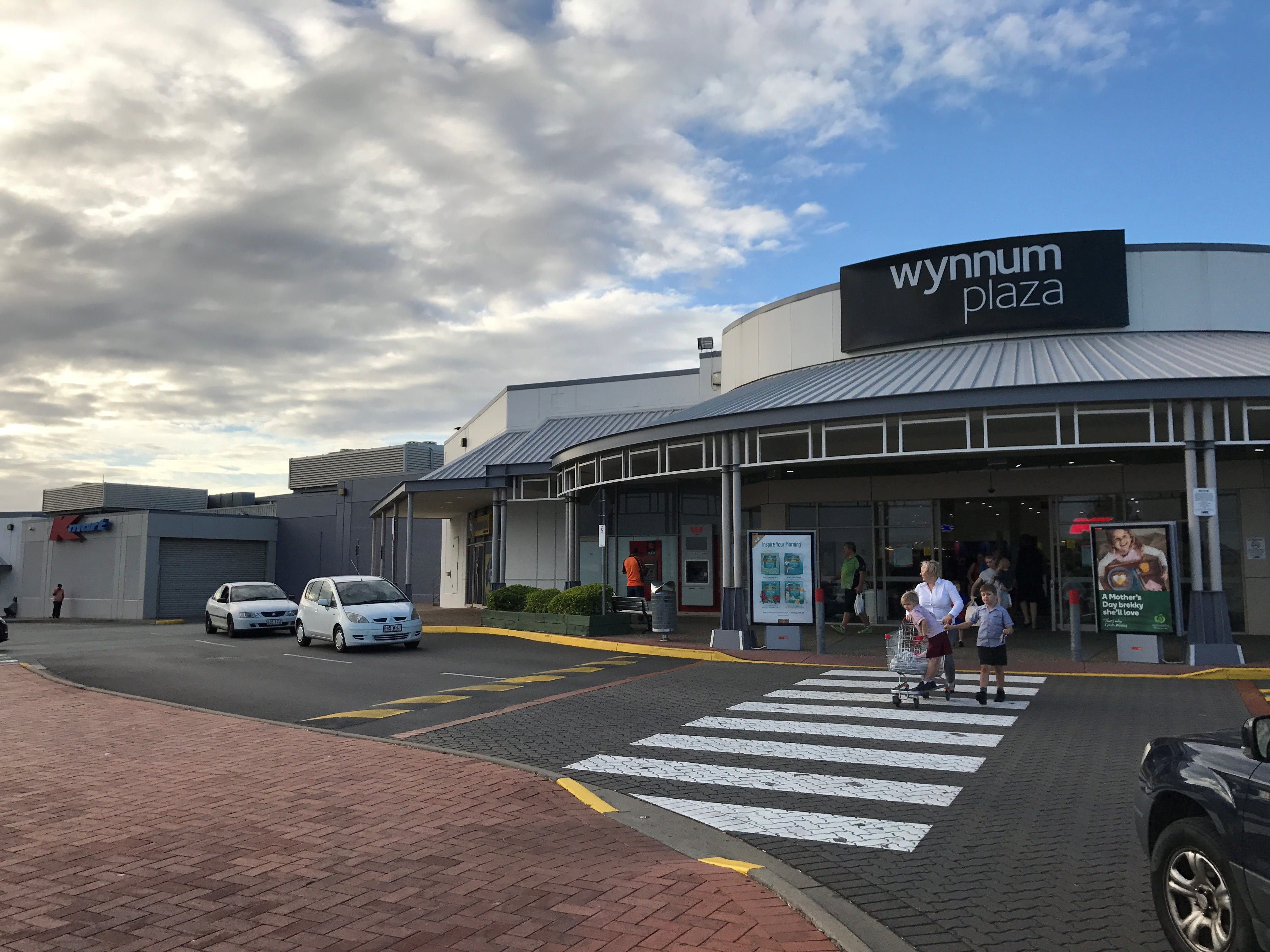 Pop-up shop at Wynnum Plaza Shopping Centre, image 1