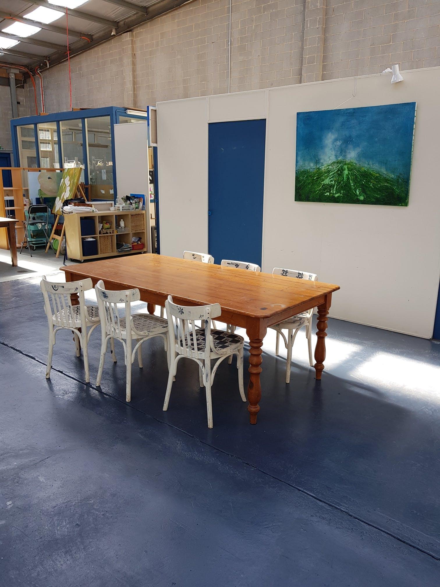 Artists studios for lease, creative studio at Le Studio Art Space & Ceramic Studio, image 1
