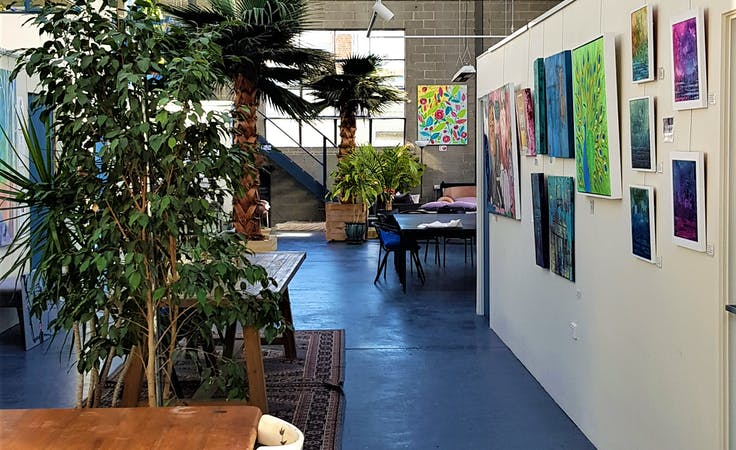 Artists studios for lease, creative studio at Le Studio Art Space & Ceramic Studio, image 4