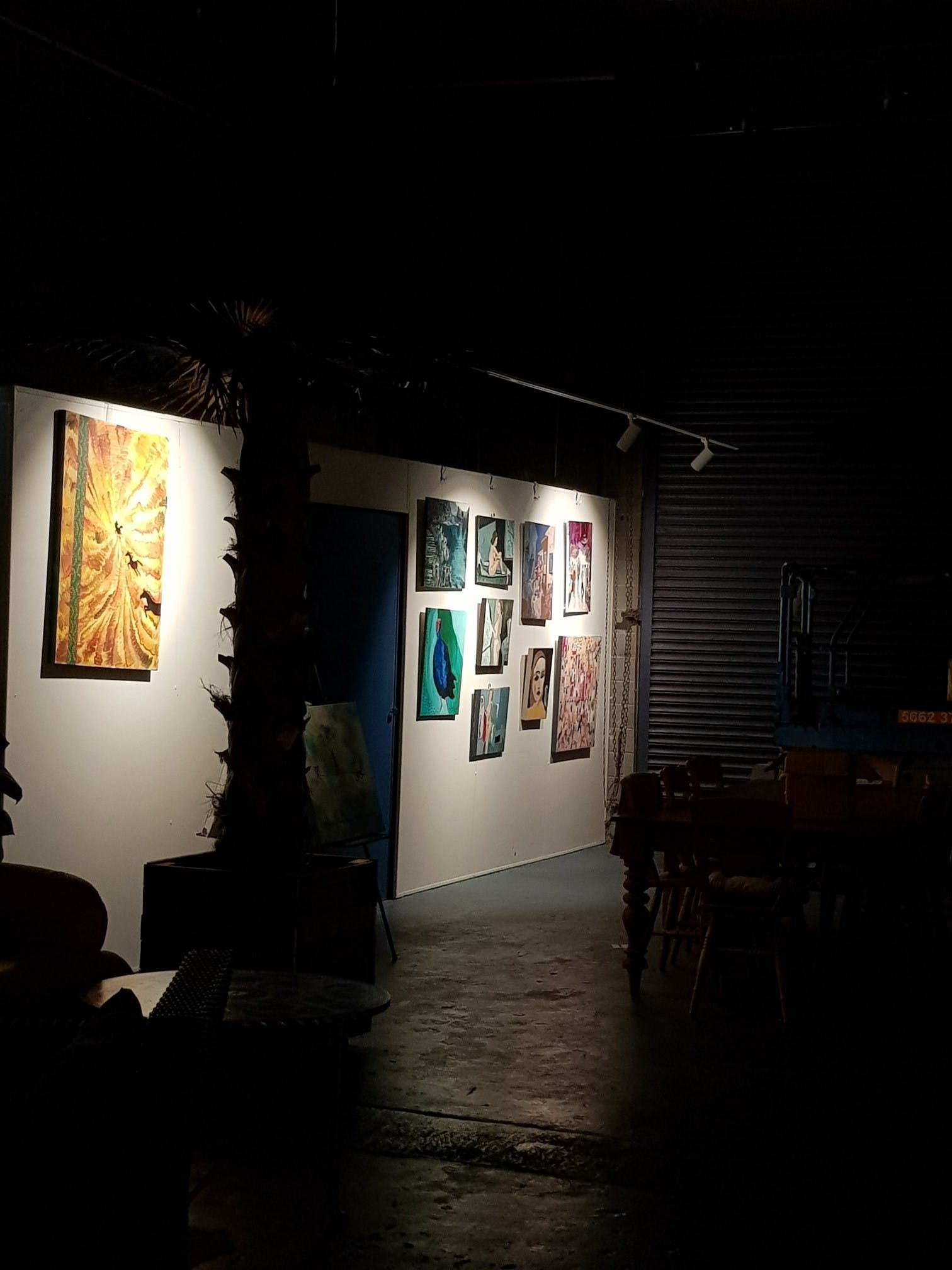 Gallery at Le Studio Art Space & Ceramic Studio, image 3