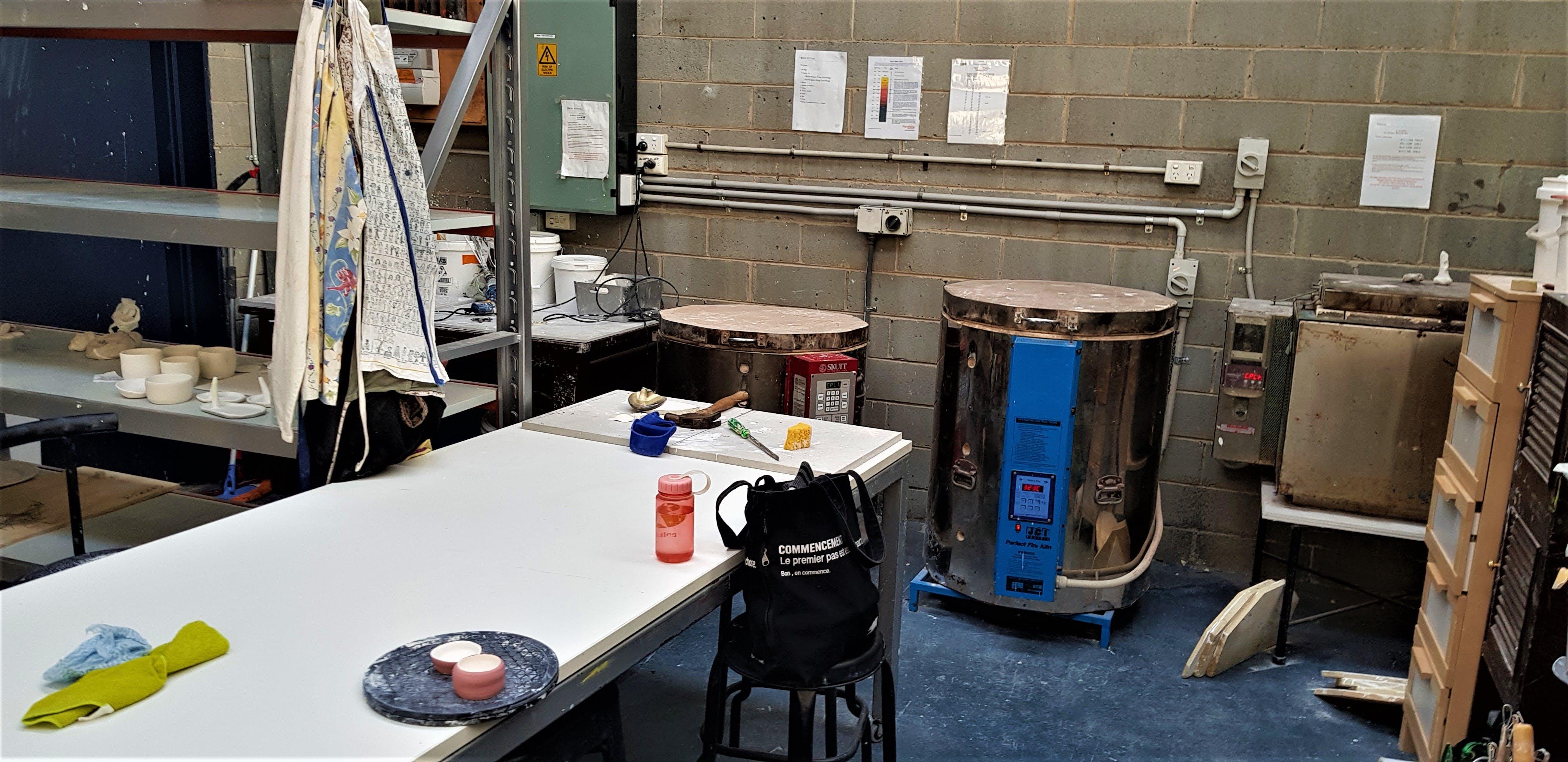 Ceramic Studio, creative studio at Le Studio Art Space & Ceramic Studio, image 2