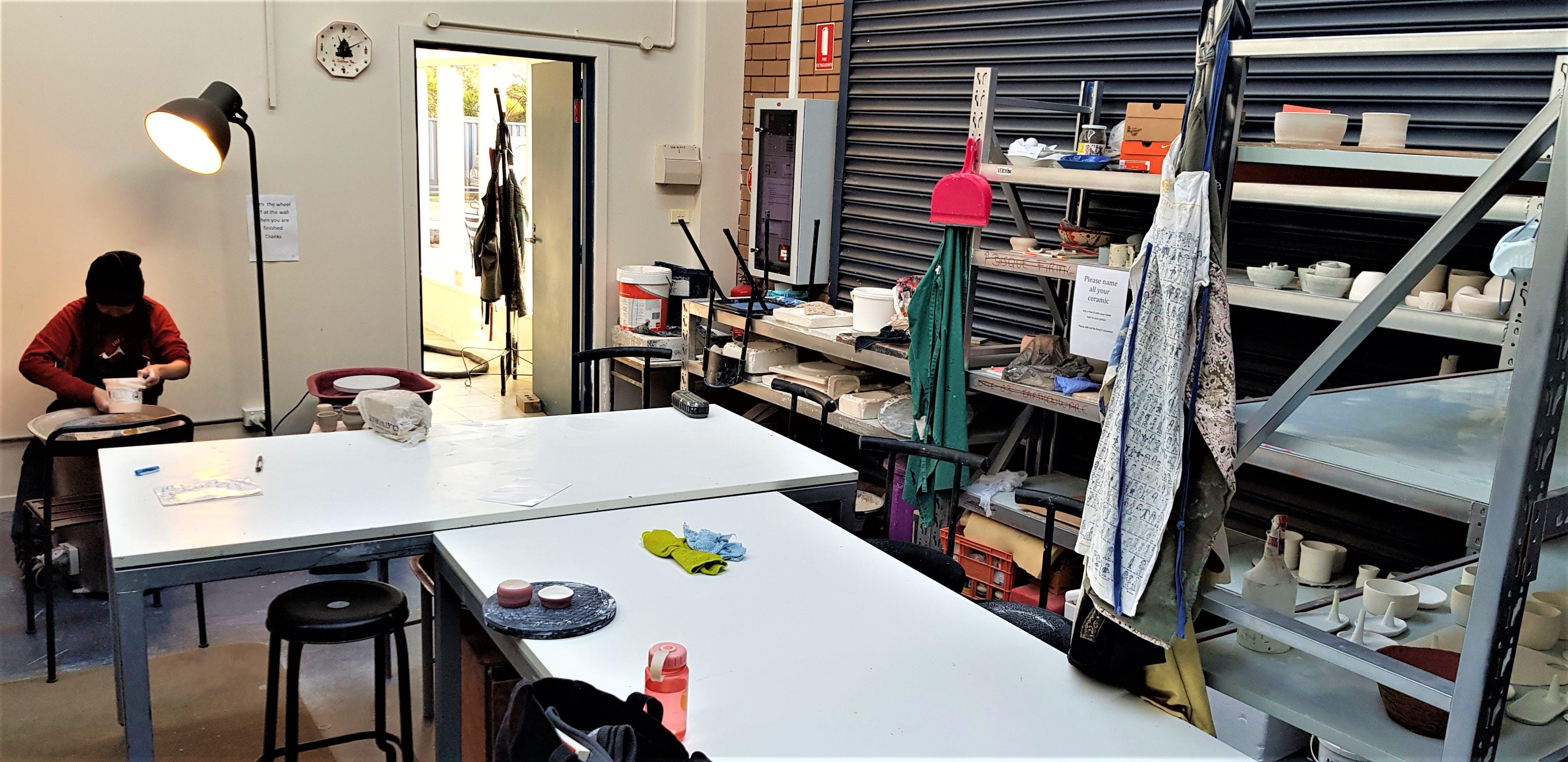 Ceramic Studio, creative studio at Le Studio Art Space & Ceramic Studio, image 3