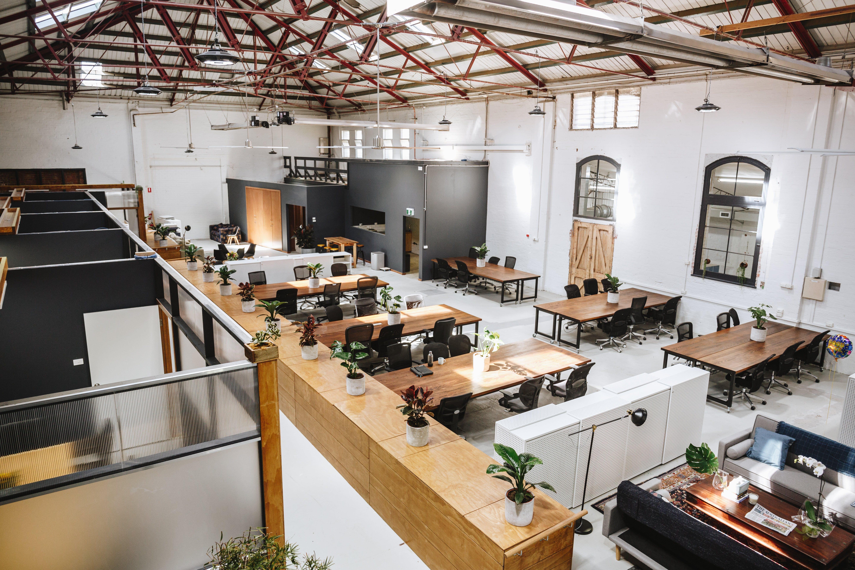 Hot desk at Engine House, image 1