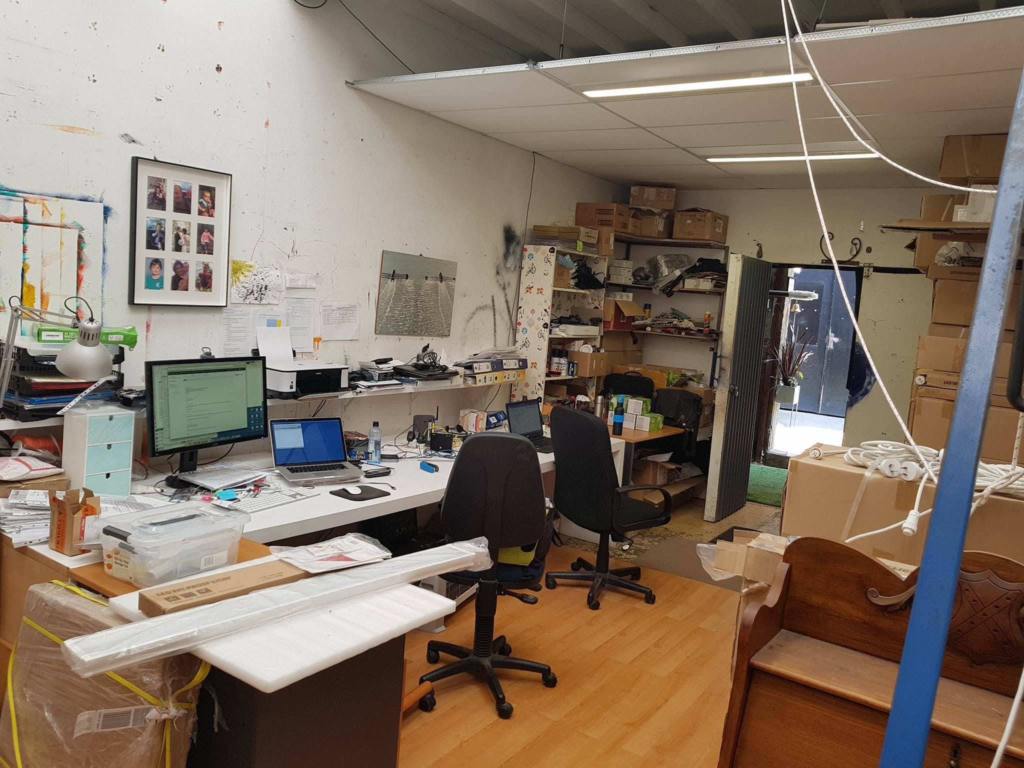The White Room, creative studio at Castaway Collingwood, image 1