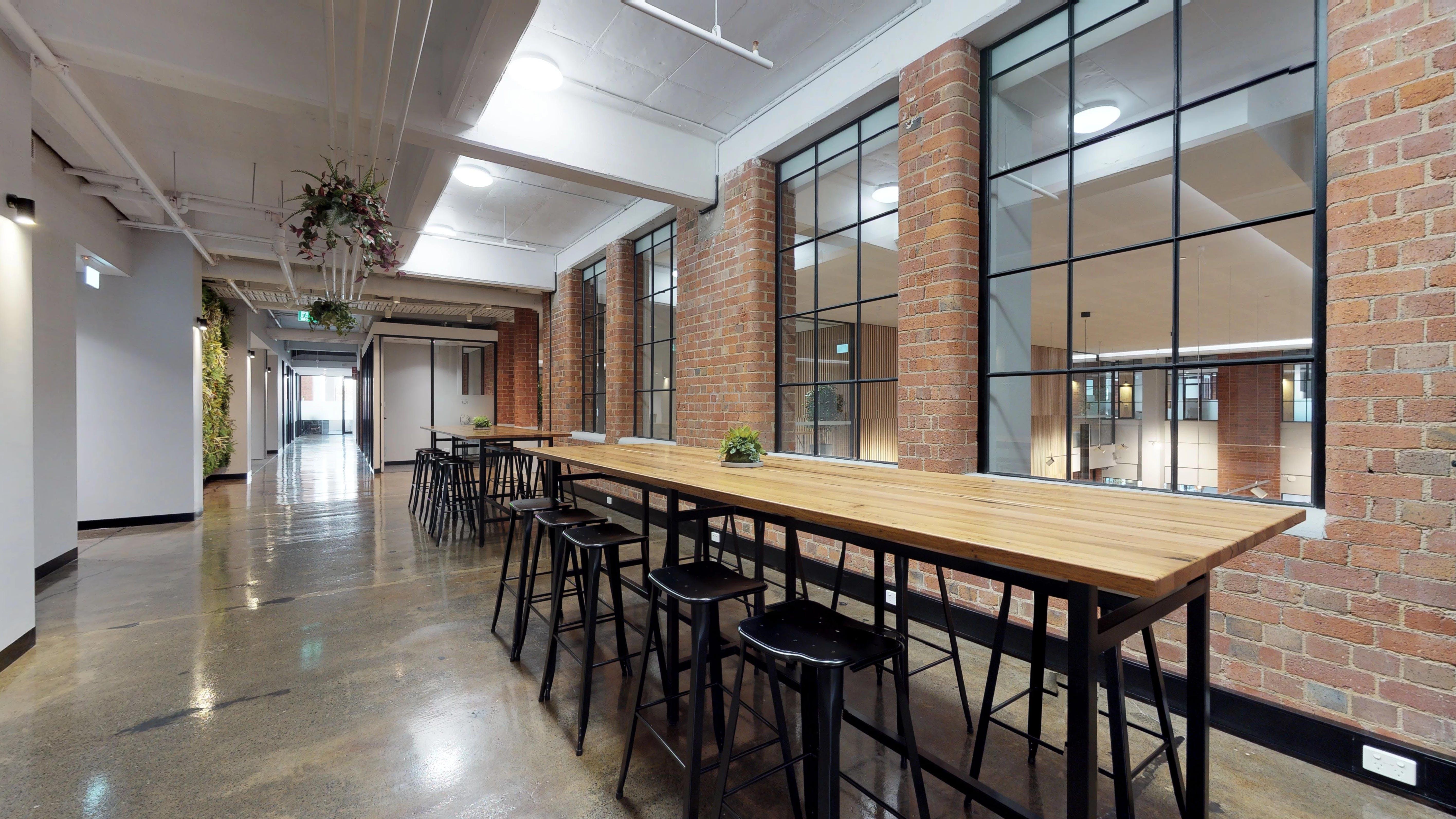 Hot Desking Plan, hot desk at United Co., image 6
