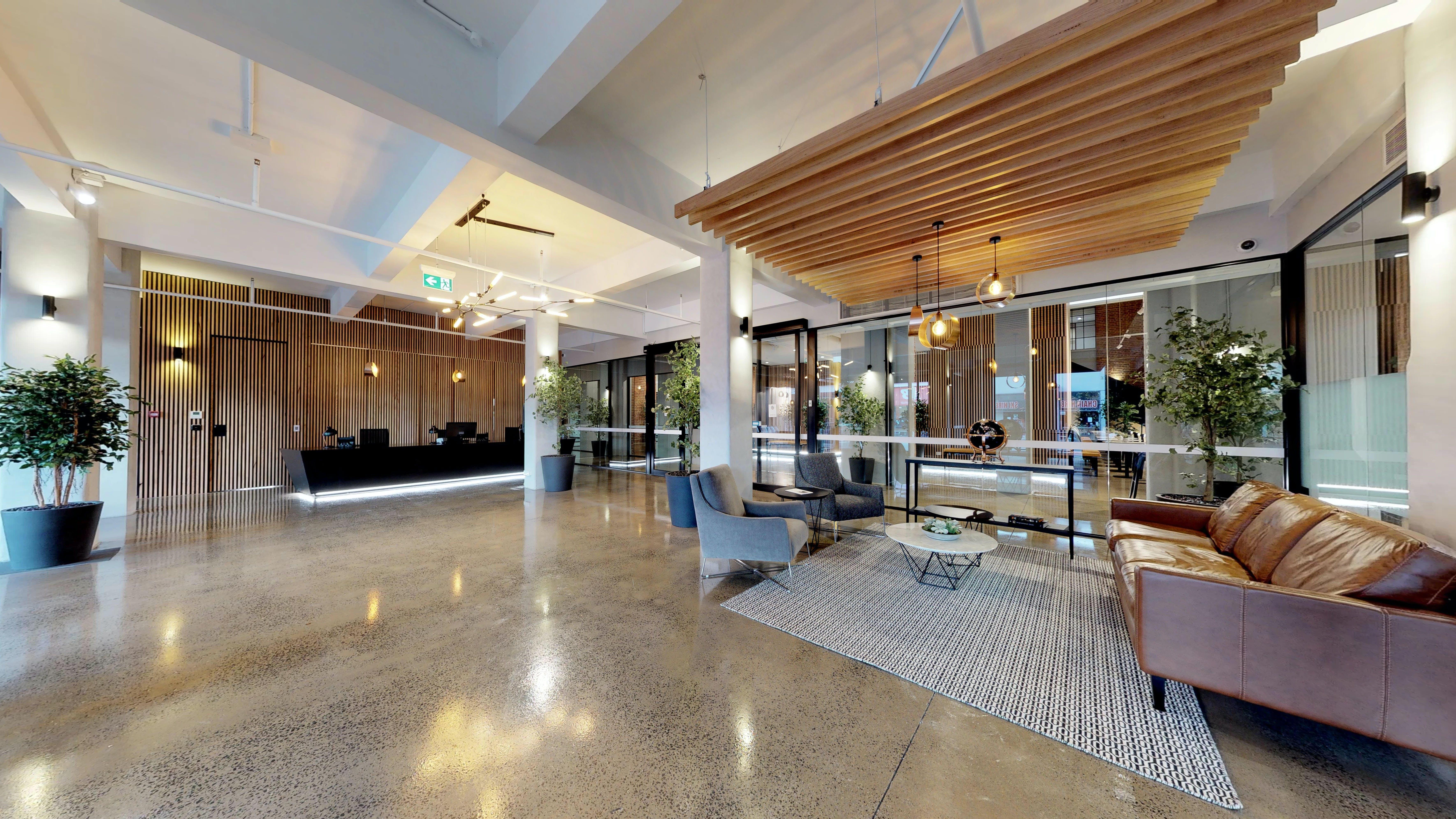 Hot Desking Plan, hot desk at United Co., image 2