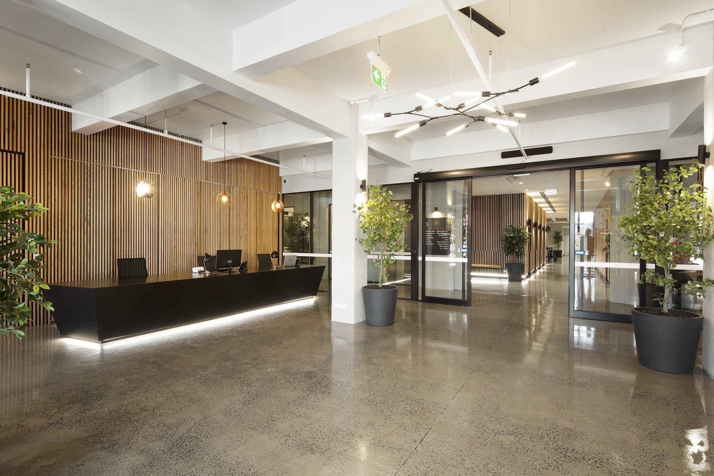 Hot Desking Plan, hot desk at United Co., image 5
