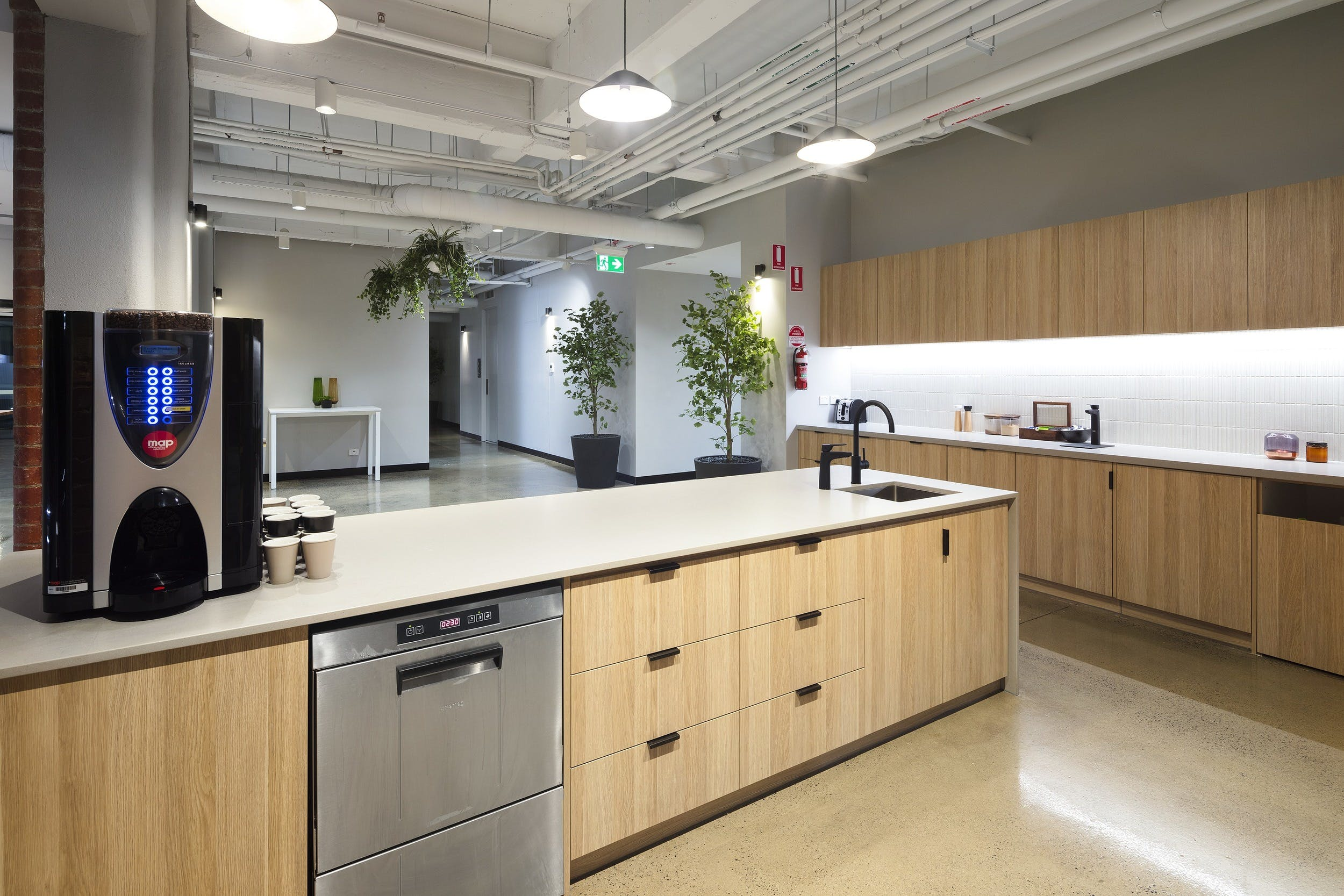 Hot Desking Plan, hot desk at United Co., image 8