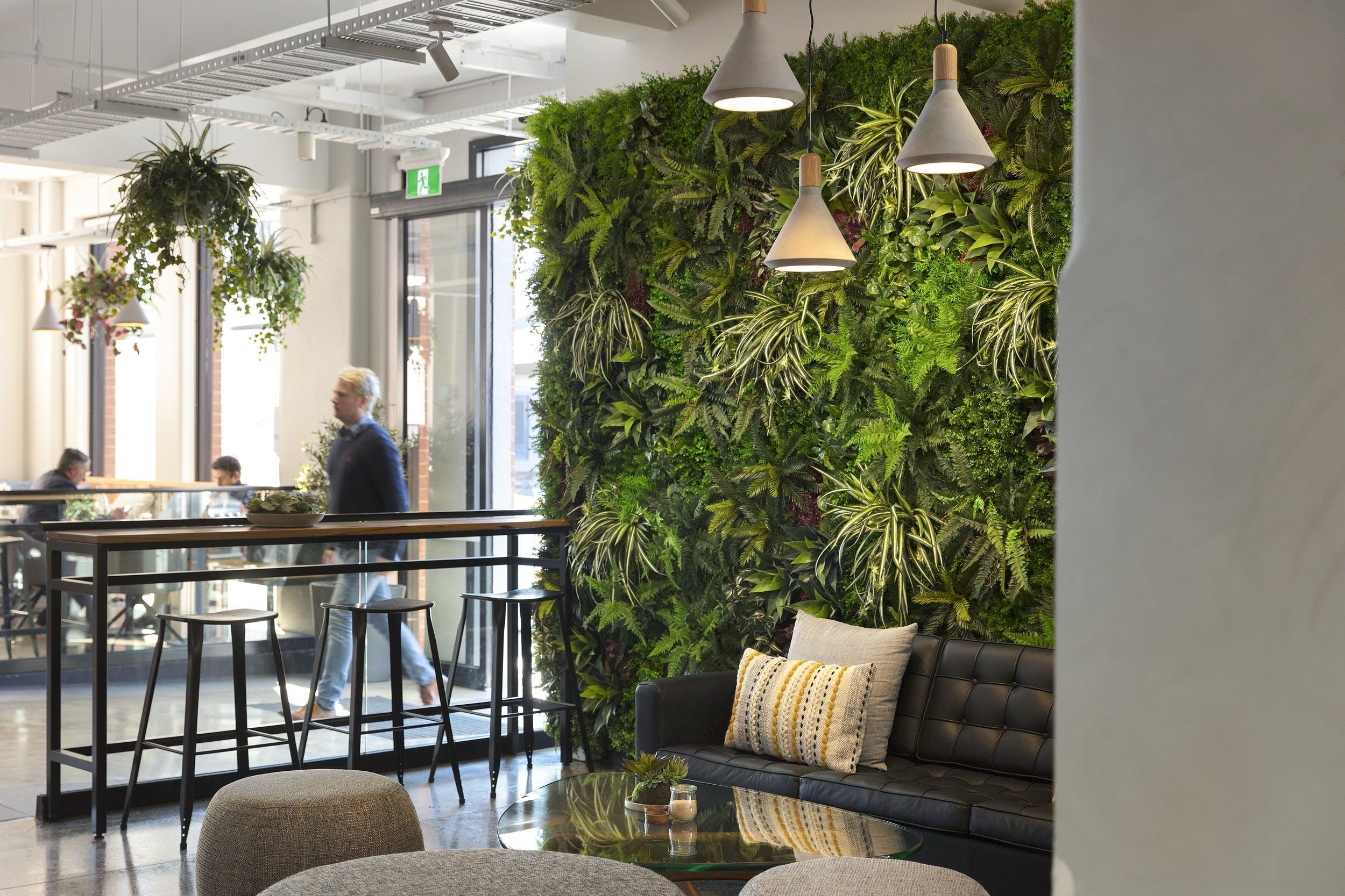 Hot Desking Plan, hot desk at United Co., image 3
