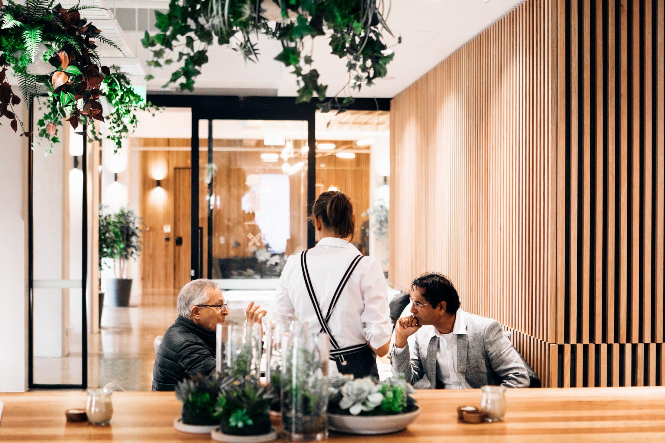 Hot Desking Plan, hot desk at United Co., image 10
