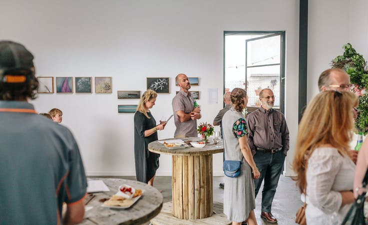 Event Space, gallery at The Nook Gallery & Studios, image 1