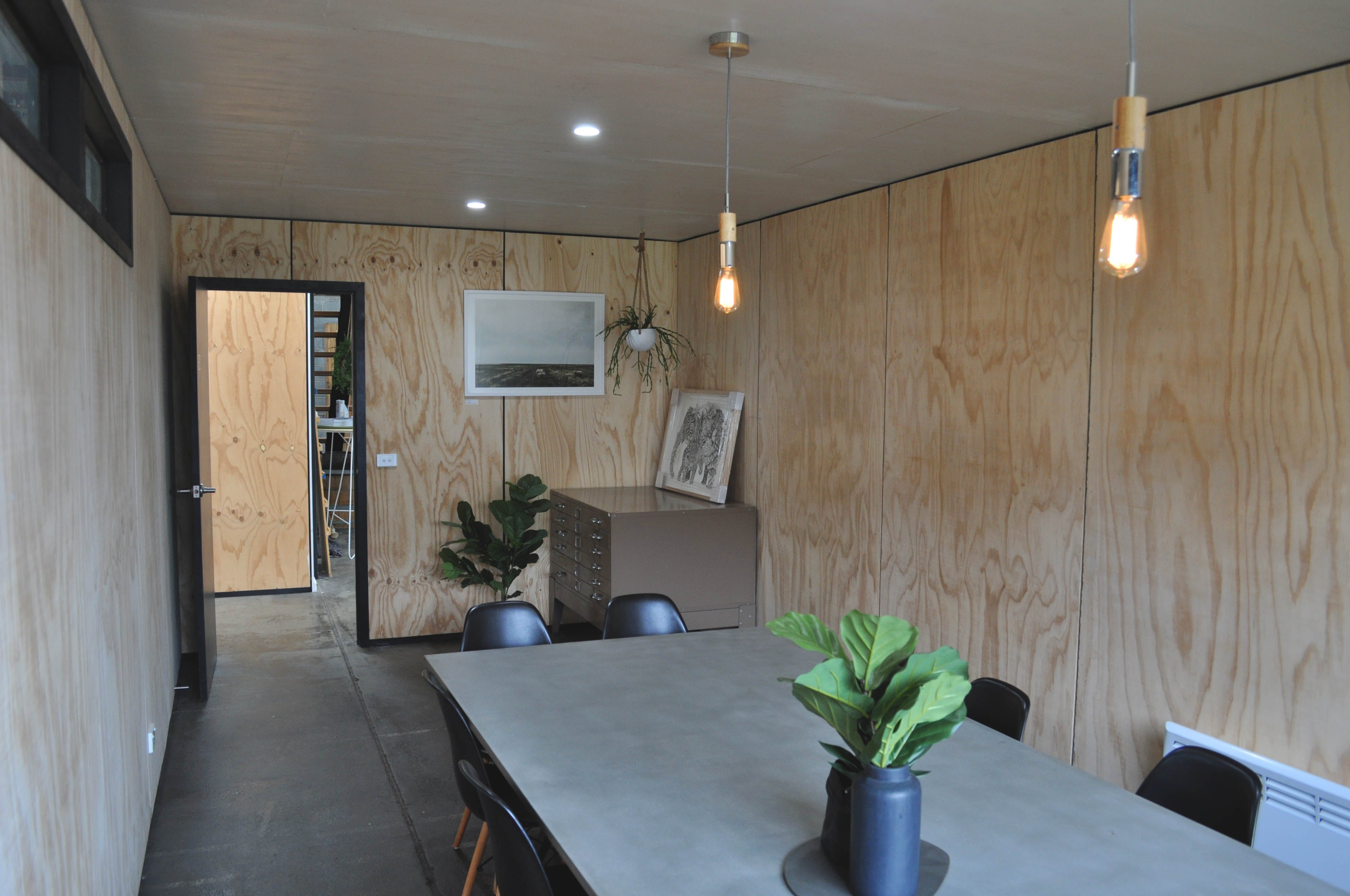 Meeting Room, multi-use area at The Nook Gallery & Studios, image 1