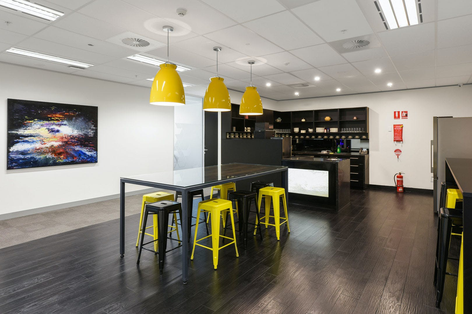 Suite 9105, serviced office at 175 Eagle Street, image 3