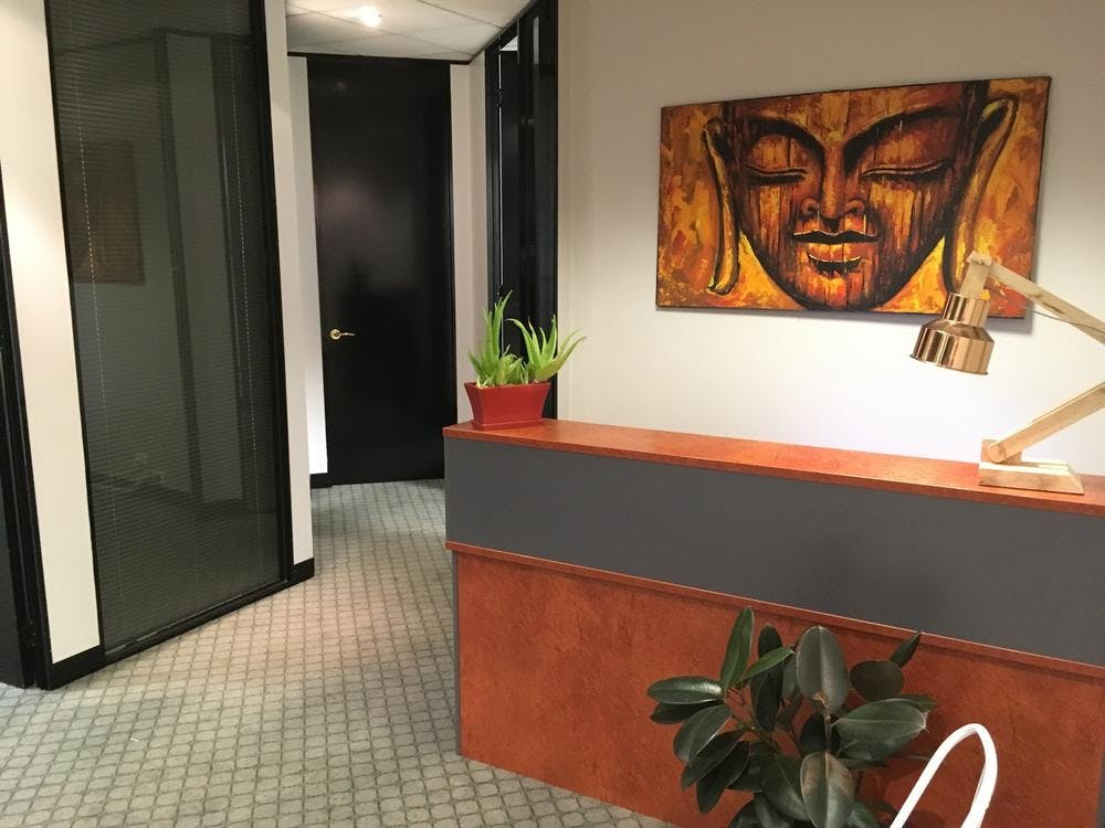Office 3, private office at Asian Pacific House, image 6