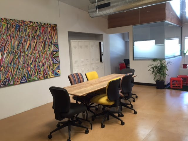 Office 3, coworking at 1 Theobald Street, image 2