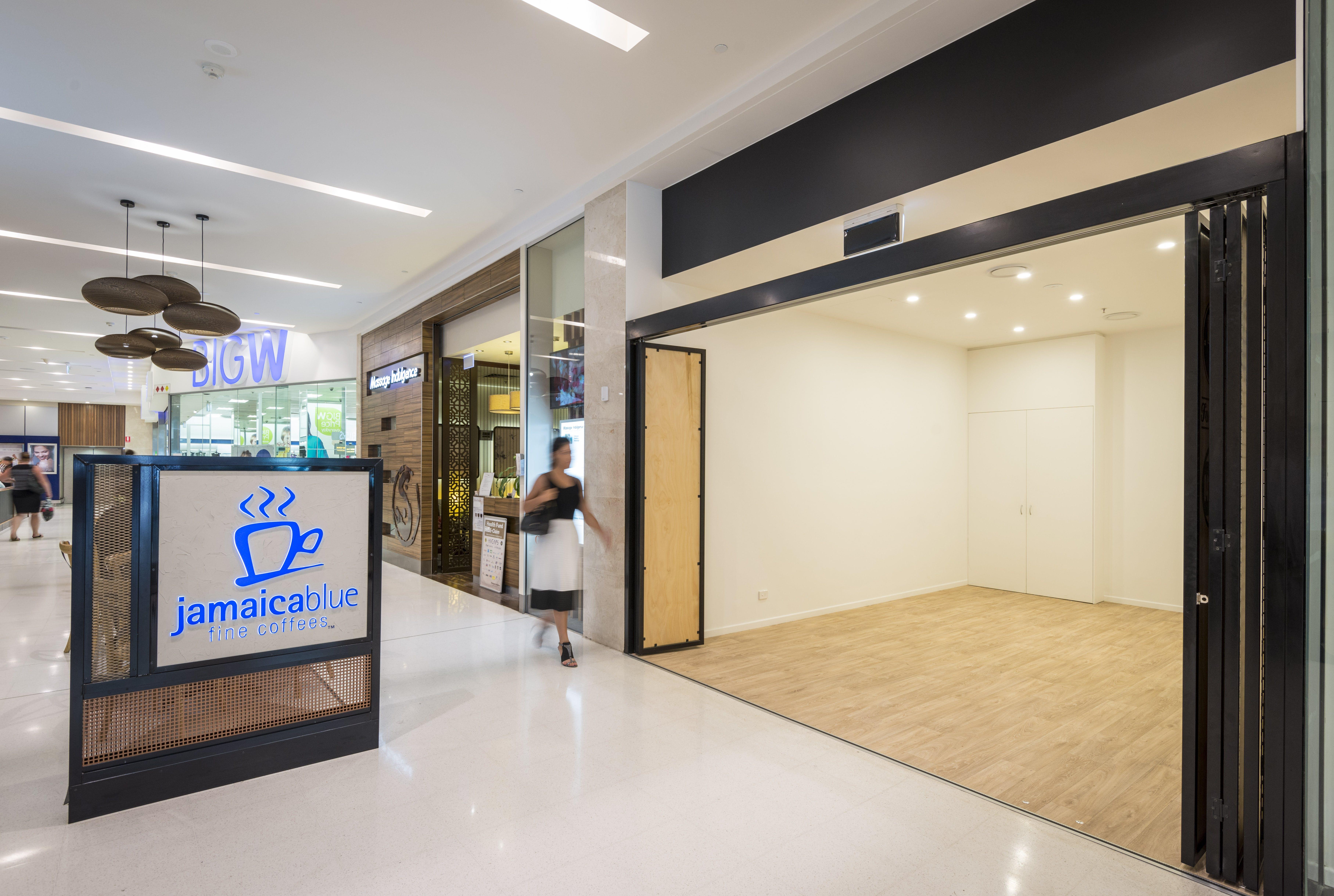 G20B, pop-up shop at MacArthur Central Shopping Centre, image 1