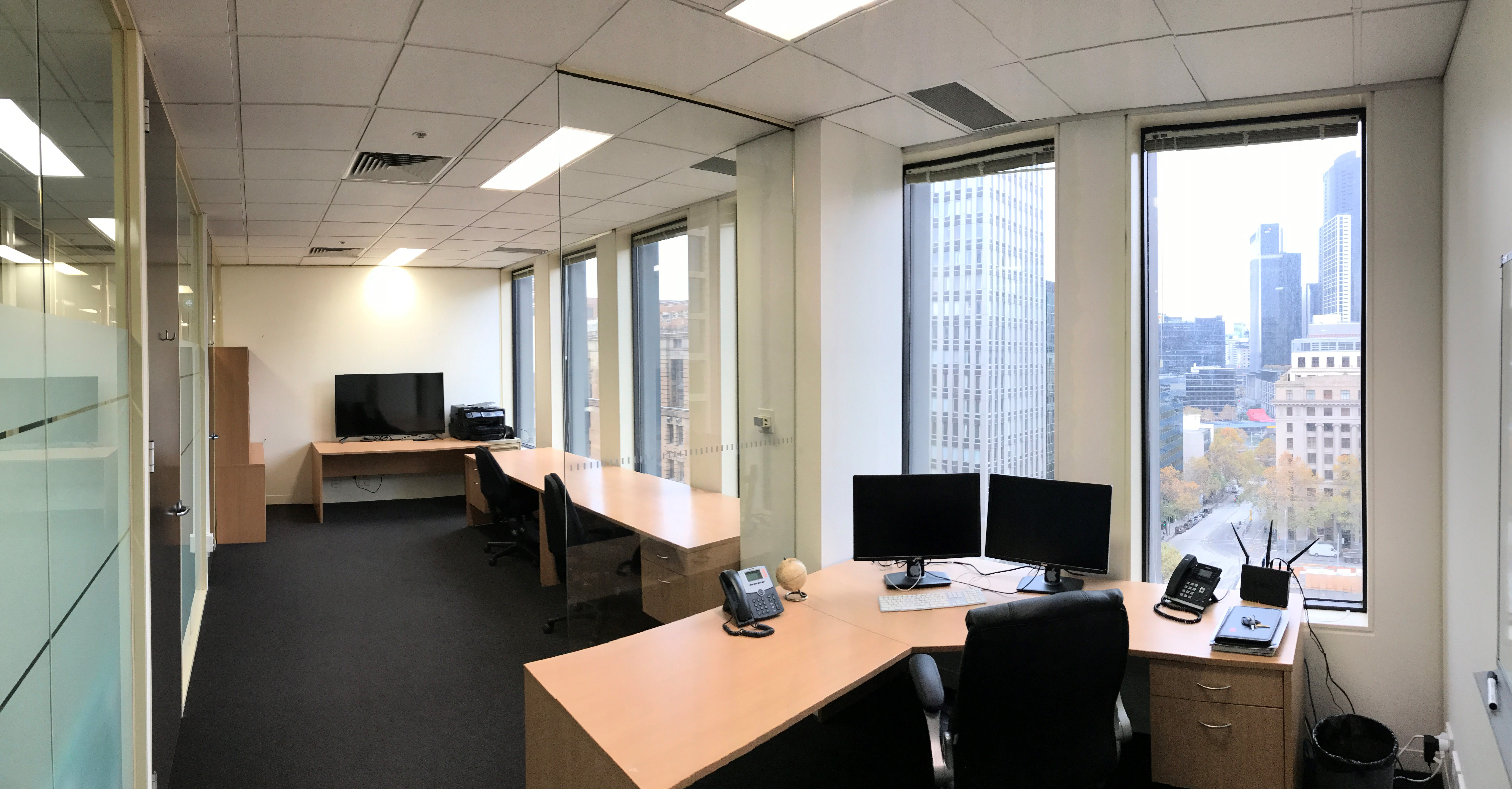 Suite 35, serviced office at 440 Collins Street, image 1