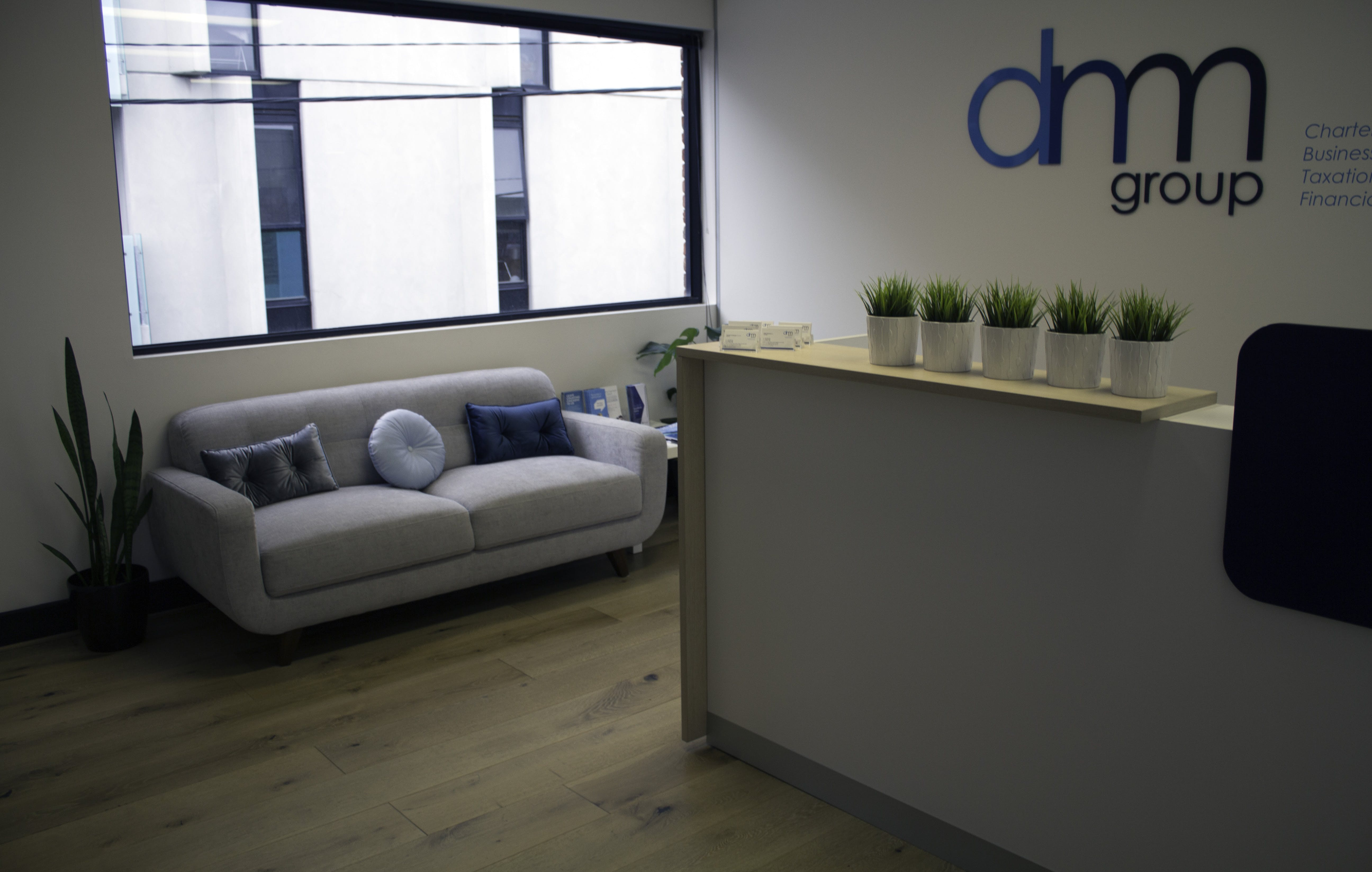 Suite 3, dedicated desk at DNM Group, image 1