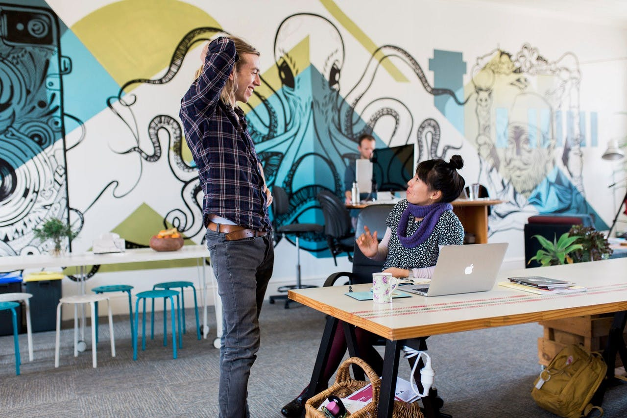 Coworking at fSpace, image 2