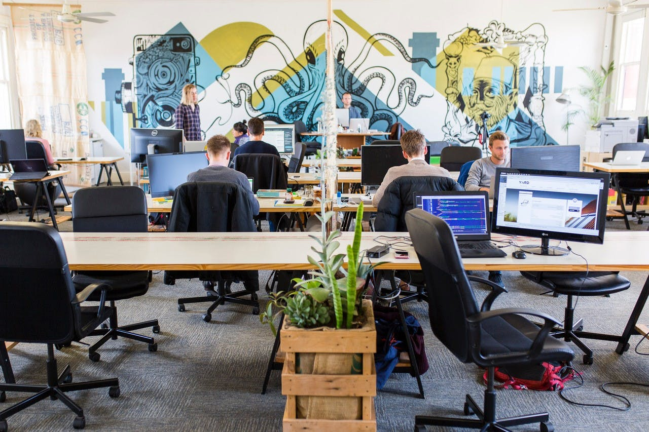 Coworking at fSpace, image 1
