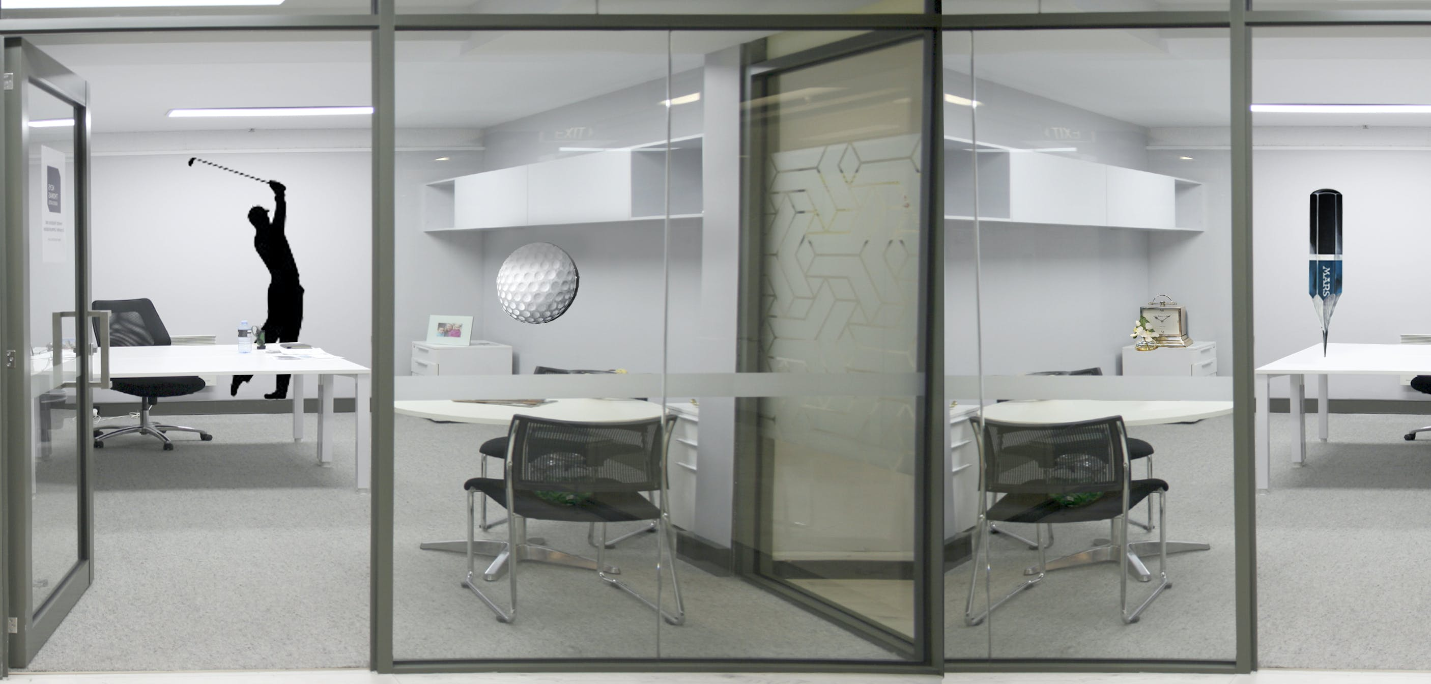 Office 5, serviced office at 20 Collins Street, image 2