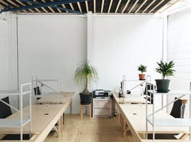 Energetic office environment, perfect for creatives, image 1