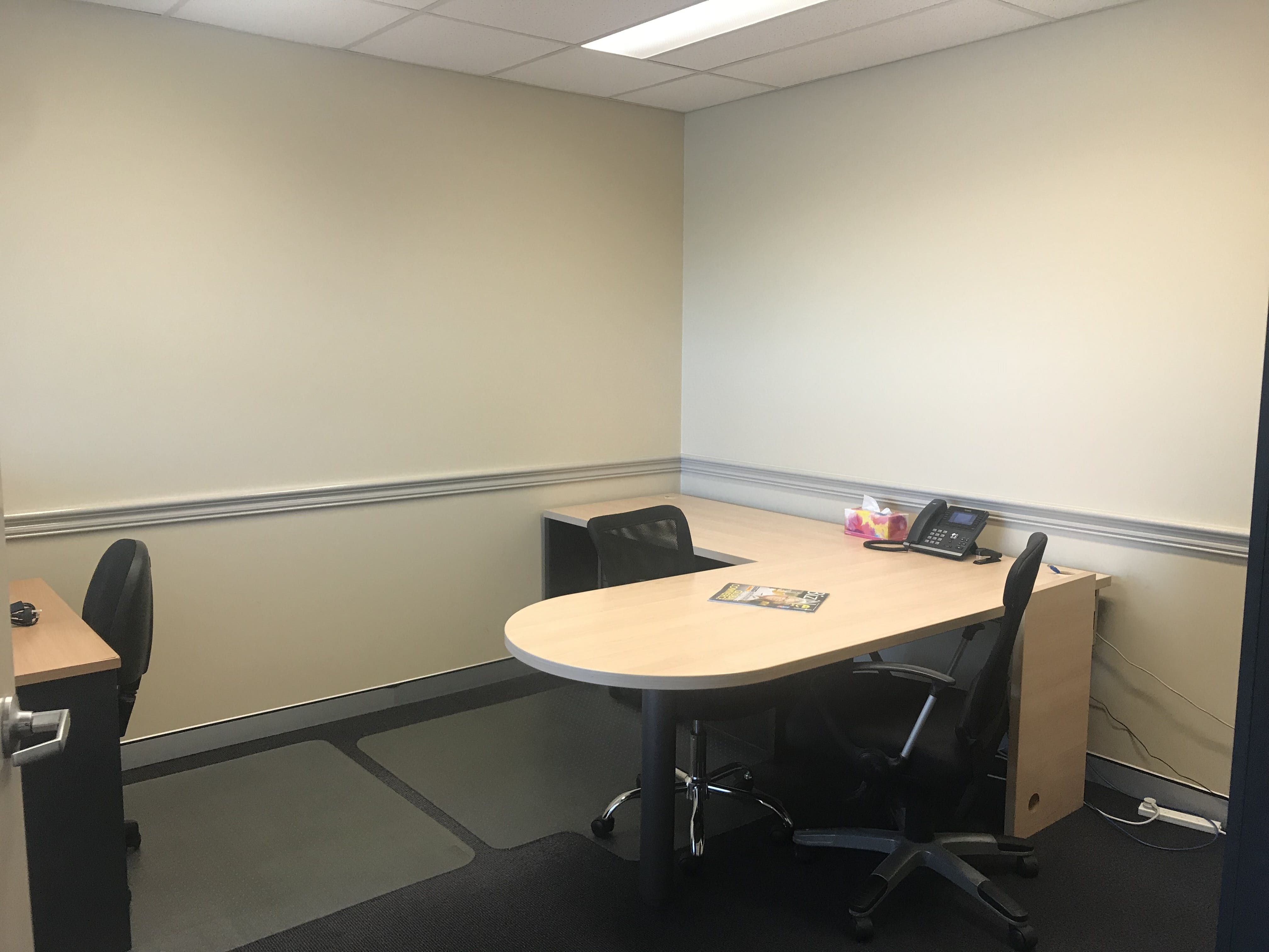 Private office at The Wealth Hub, image 1