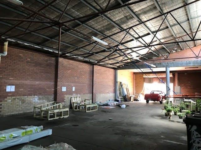 Storage, multi-use area at Warehouse Workshop, image 4