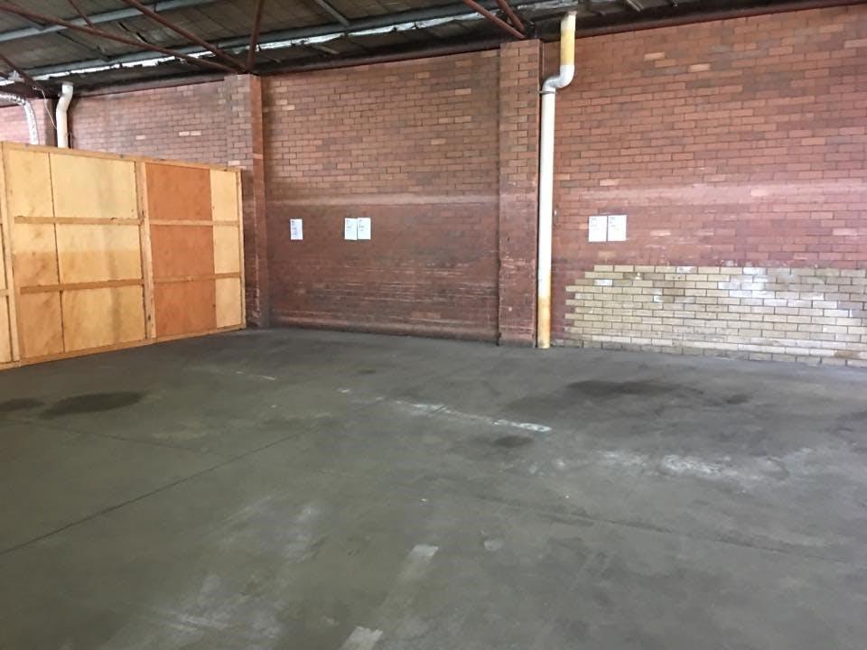 Storage, multi-use area at Warehouse Workshop, image 2