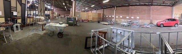 Storage, multi-use area at Warehouse Workshop, image 5