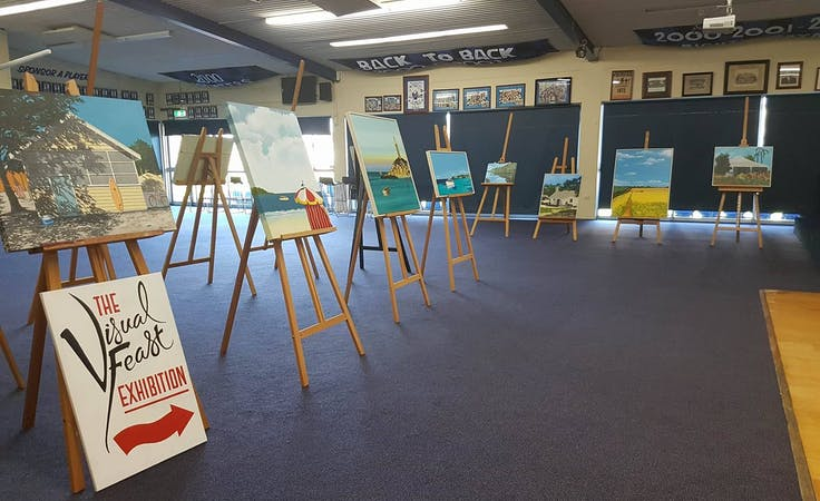The Oval Room, multi-use area at Leederville Function Centre, image 1