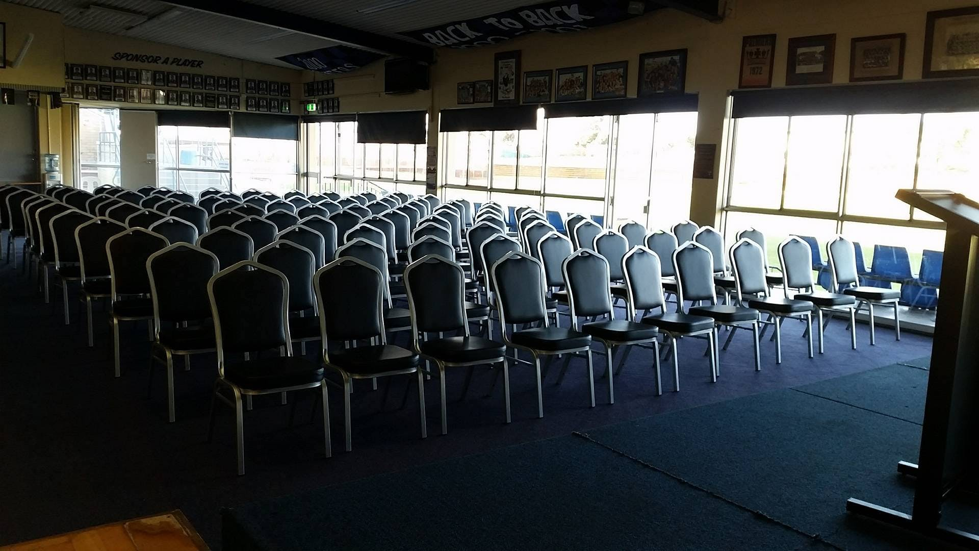 The Oval Room, multi-use area at Leederville Function Centre, image 3