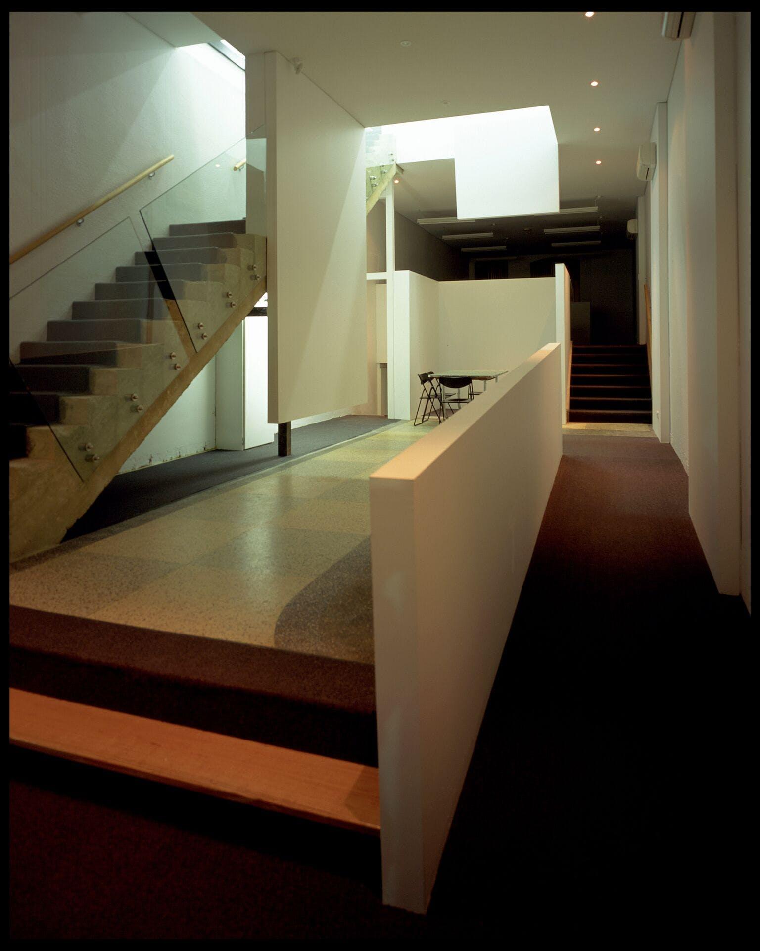 Mezzanine Area, multi-use area at Flightpath Architects, image 1