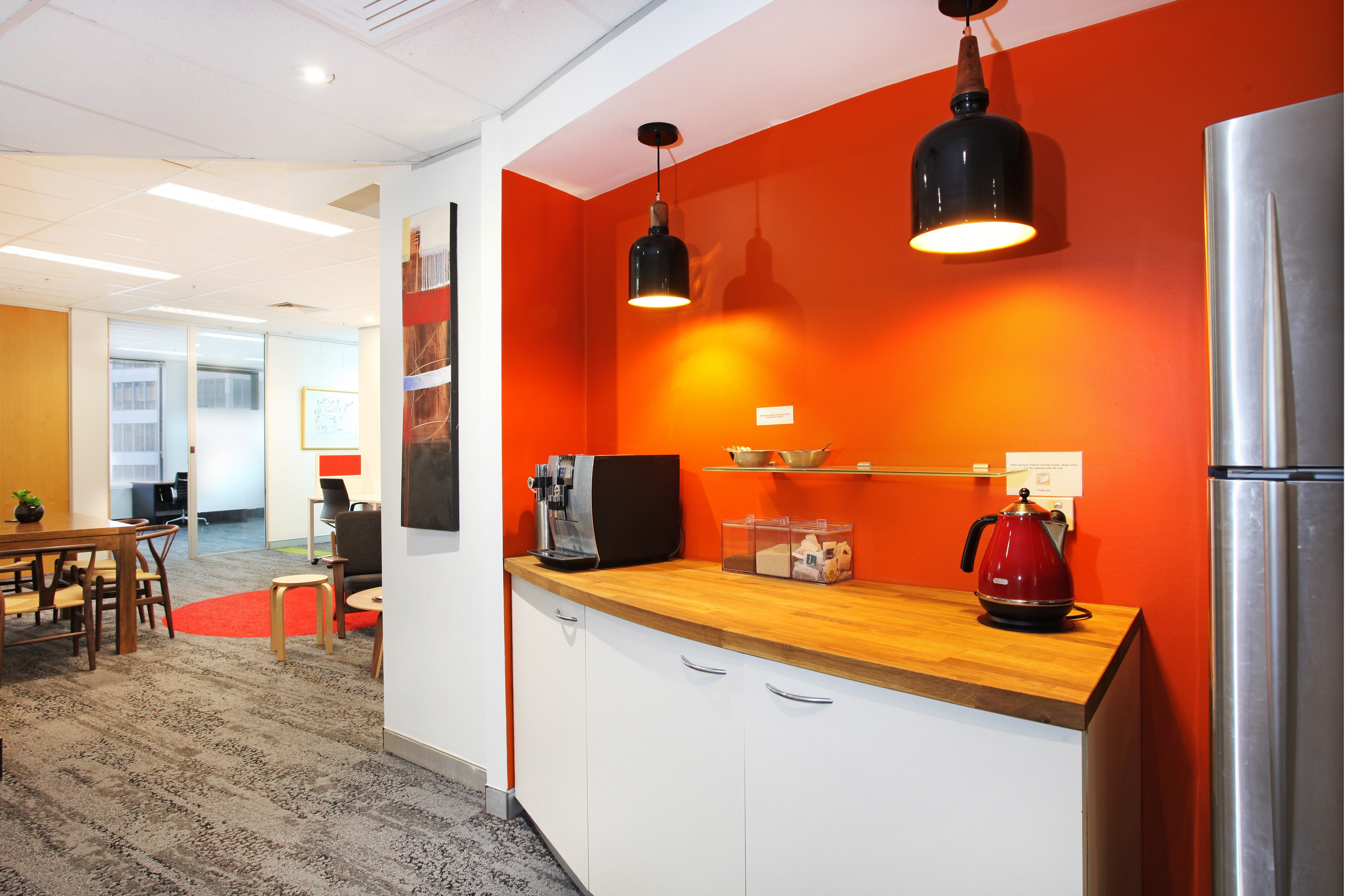 Suite 1211B, serviced office at 37 Bligh Street, image 2