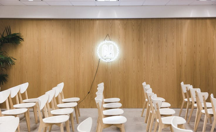Host your next corporate event in this trendy space, image 1
